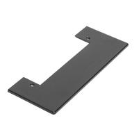 Декоративная рамка для пневмосовка (черный)