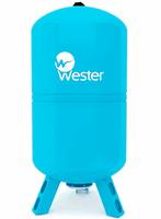 Бак мембранный для водоснабжения WAV 100 (6 бар 100л) Wester