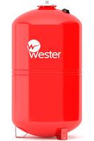 Бак мембранный для отопления WRV 80 (5 бар 80л) Wester