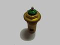 Вентильная вставка GH с 6 значениями преднастройки для радиатора, с трубной резьбой